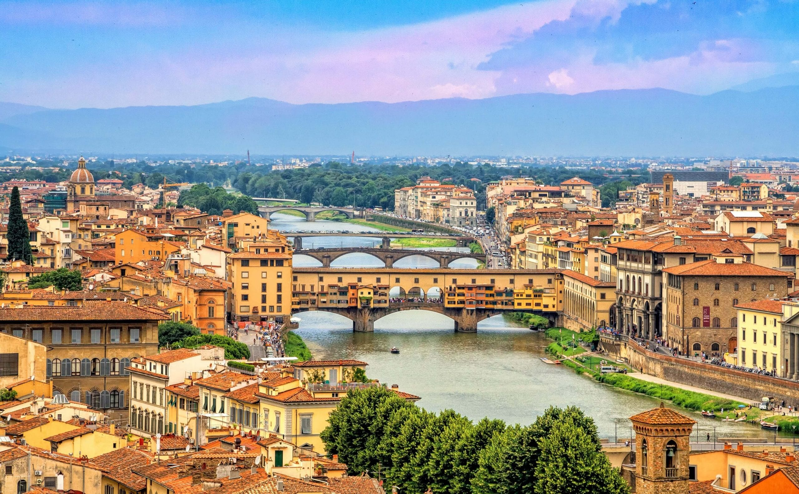 Italian course in Florence